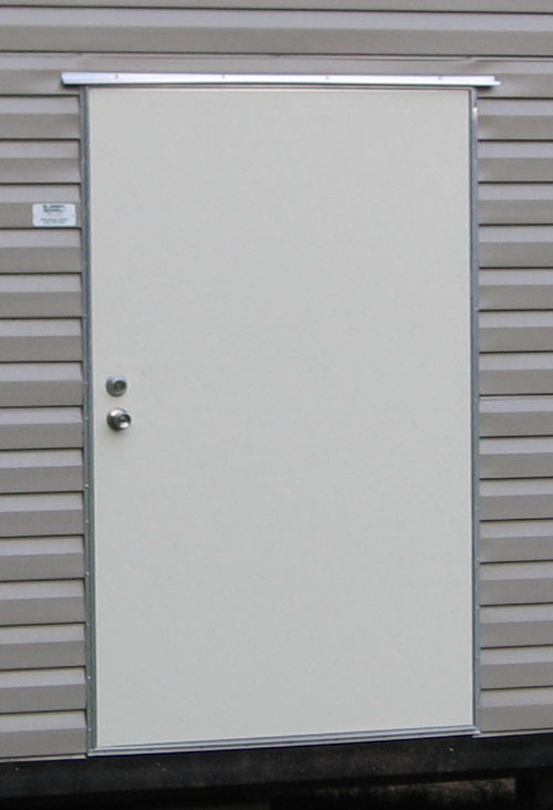 Portable Building Doors : Sturdi portable buildings