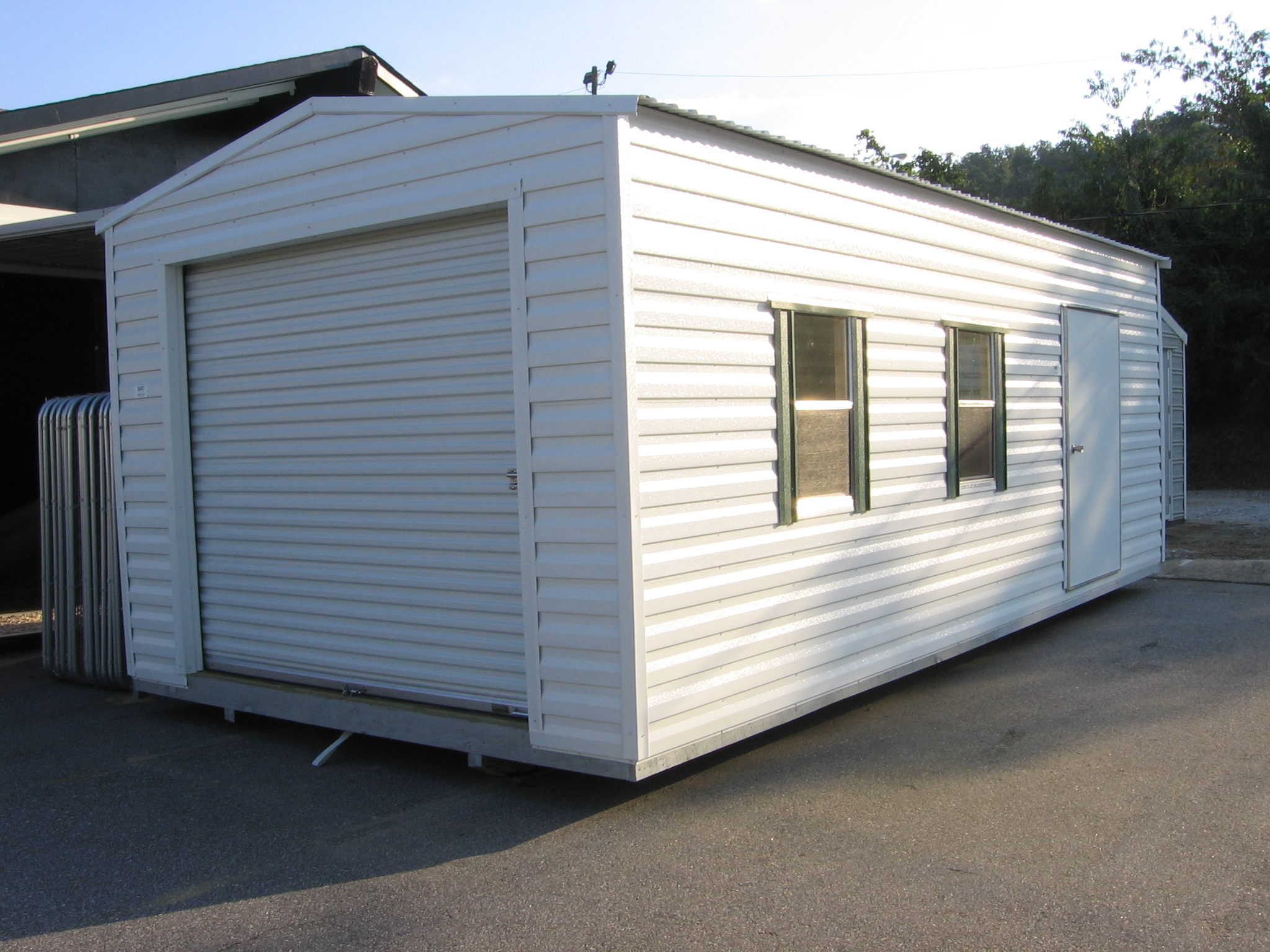 Portable Steel Houses : Sturdi portable buildings