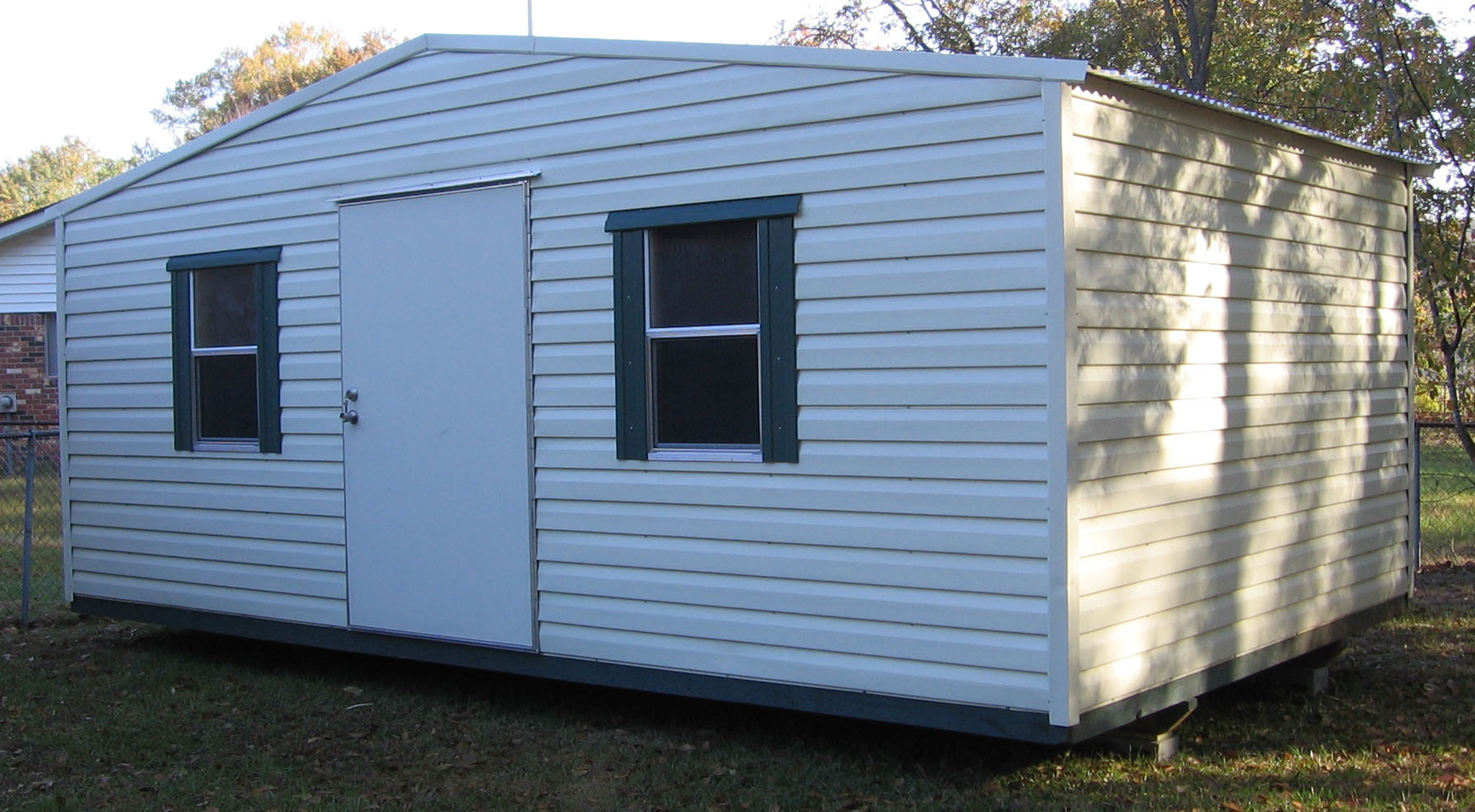 Sturdi portable buildings for All metal houses